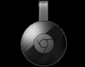 Chromecast wireless media streaming device overview