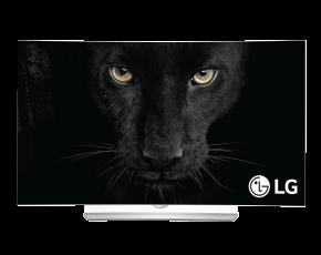Présentation du téléviseur OLED de LG