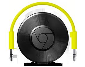 Chromecast Audio Overview