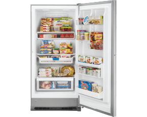 Frigidaire Convertible Freezer Overview