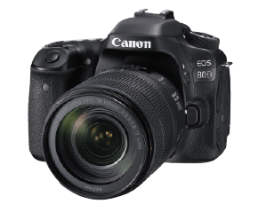 Canon EOS 80D DSLR Camera Overview