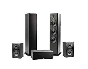 Polk Audio T-Series Speakers Overview
