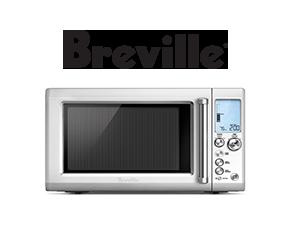 Aperçu des fours à micro-ondes Quick Touch de Breville