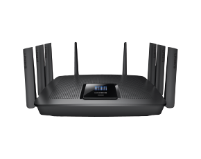 Linksys Max Stream Router Line-up