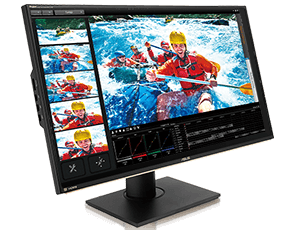 Asus ProArt Monitor is a crystal clear digital canvas
