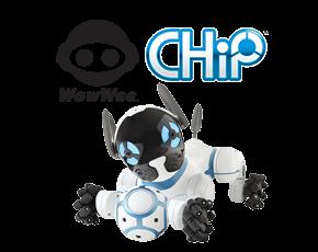 WowWee CHIP Showcase