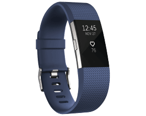 Fitbit Charge 2™ Heart Rate + Fitness Wristband Overview