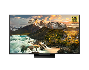 Sony Z9D 4K HDR Master LED TV Overview