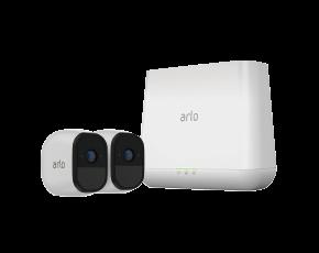 Caméras de sécurité HD sans fil Arlo Pro NETGEAR