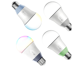 TP-Link Smart Wi-Fi LED bulbs overview