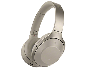 Sony MDR 1000X Noise-Cancelling Headphones overview