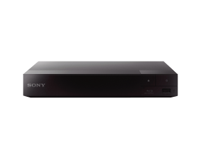 Sony Streaming Blu-Ray Players Overview