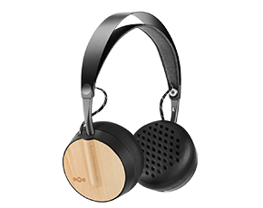 House of Marley Bluetooth On-ear Headphones Overview