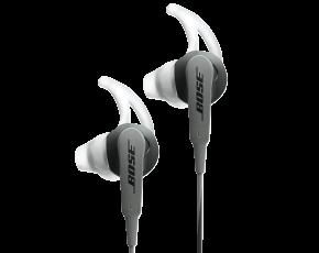 Écouteurs bouton SoundSportMD de BoseMD