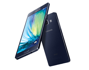 Aperçu du Galaxy A5 de Samsung