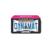 Dynamat Xtreme License Plate Sound Deadening Kit