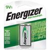 "Energizer NH22NBP NiMH ""9V"" 1-Pack Rechargeable Battery"