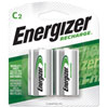 "Energizer TH35BP-2 ""C"" NiMH 2-Pack Rechargeable Batteries"