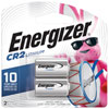 Energizer E2 CR2 Lithium Photo Battery (ELCR2BP2)
