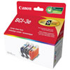 Canon BCI-3e Colour Ink - 3 Pack