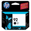 HP 92 Black Ink (C9362WC140)