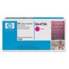 Cartouche de poudre d'encre magenta LaserJet 502A de HP (Q6473A)