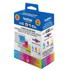 Brother LC51CL Colour Ink - 3 Pack
