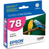 Cartouche d'encre magenta 78 d'Epson (T078320)
