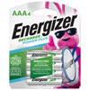 Energizer NiMH AAA-4 Pack Batteries (NH12BP4)