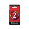 Cartouche d'encre couleur 2 de Lexmark (18C0190)