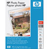 "HP 100-Sheet 8.5"" x 11"" Laser Glossy Photo Paper"