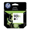 HP 901XL Black Ink (CC654AC140)