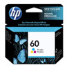 HP 60 Tri-Colour Ink (CC643WN#140)