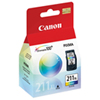 Canon CL-211XL Tri-Colour Ink (CL-211XL)
