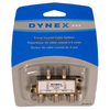Dynex 4 Way Splitter (DX-AD114)