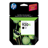HP 920XL Black Ink (CD975AC140)