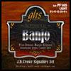 GHS .011 - .022 Gauge Banjo String Set (PF175)