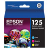Epson T125 Colour Ink (T125520-S) - 3 Pack