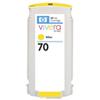 Cartouche d'encre jaune 70 de HP (C9454A)