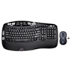 Logitech Wireless Wave Laser Keyboard & Mouse Combo (MK550)