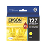 Epson T127 Yellow Extra High-Capacity Ink (T127420-S)