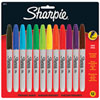 Sharpie 12-Pack Assorted Fine Markers (30075PP)