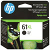 HP 61XL Black Ink (CH563WN#140)