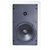 Klipsch R1650W 140-Watt In-Wall Speaker - White - Single