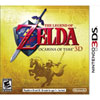 The Legend of Zelda: Ocarina of Time 3D (3DS) - Usagé
