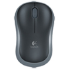 Logitech M185 Wireless Optical Mouse (910-002229) - Grey