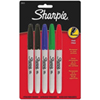 Sharpie 5-Pack Assorted Fine Marker (30653PP)