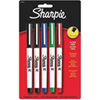 Sharpie 5-Pack Assorted Ultra Fine Marker (37675PP)
