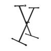 Support de scène en X pour clavier (KS7190)