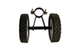 Ensemble avec roues pour support de hamac de Vivere (WHEEL)